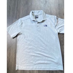 Other - Men's North Face Polo Shirt